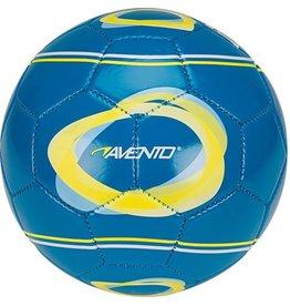 Schreuder Sports Avento Mini Voetbal - Elipse-2 - Blauw/Geel/Wit - 2