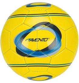 Schreuder Sports Avento Mini Voetbal - Elipse-2 - Geel/Blauw/Antraciet - 2