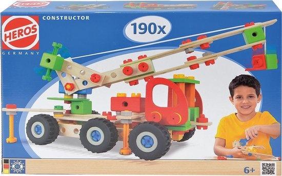 Heros Heros constructor 190 delig