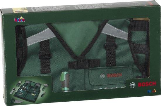 Bosch Speelgoed Gereedschapvest met Accessoires