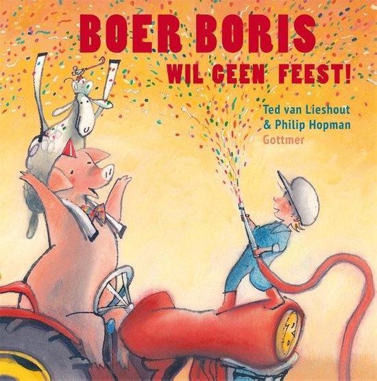 Gottmer Boer boris wil geen feest!