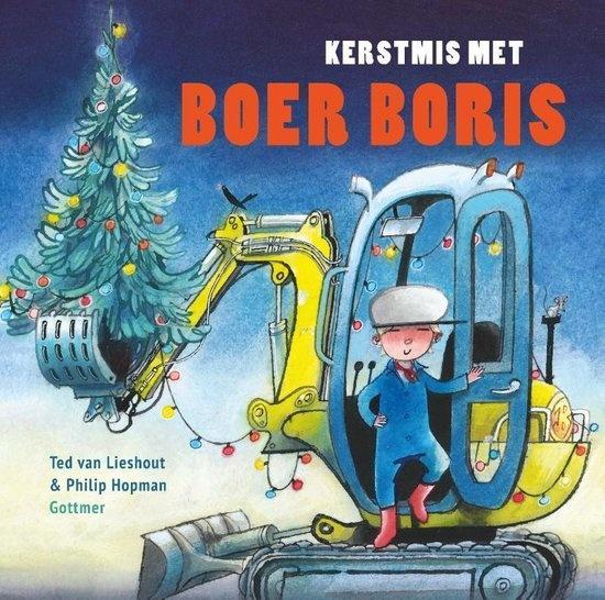 Boer Boris - Kerstmis met Boer Boris