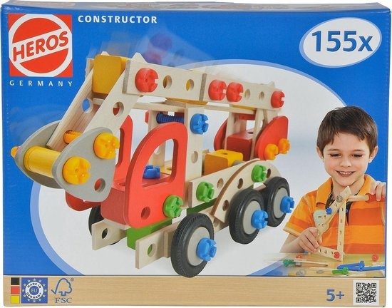 Heros Constructor brandweer 155dlg