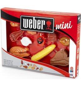Weber etenswaren bbq 9dlg