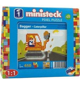 Ministeck Ministeck graafmachine