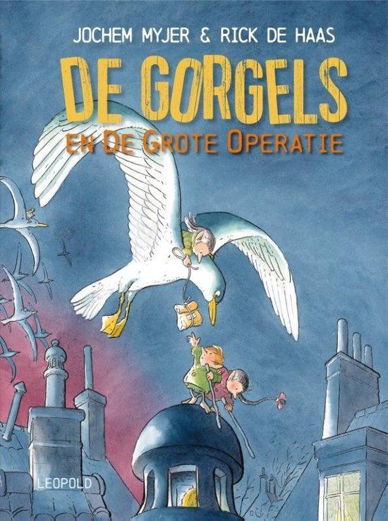 Leopold De gorgel en de grote operatie