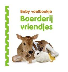 Veldman Baby voelboekje boerd.vriendjs