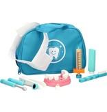 Joueco tandarts speelset+tas