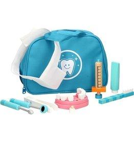 Joueco Joueco tandarts speelset+tas