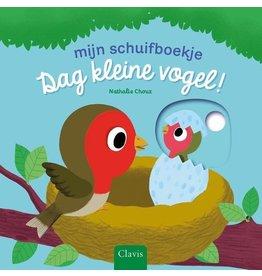 Clavis Dag kleine vogel schuifboekje