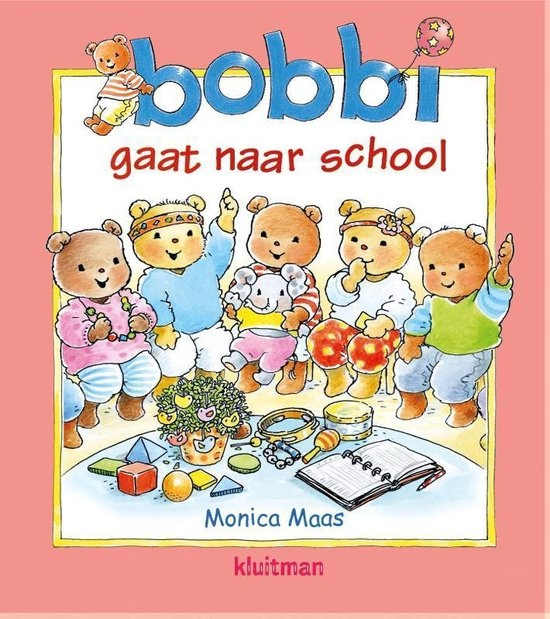 Bobbi gaat naar school