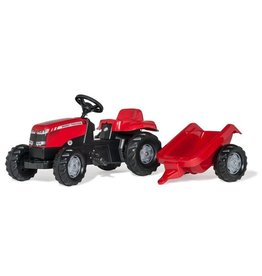 Rolly Toys Rollykid tractor +aanh.m.fergu