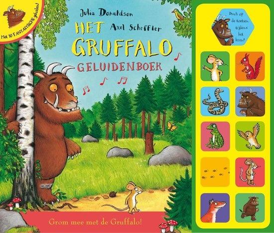De gruffalo geluidenboek