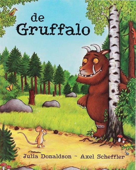 De gruffalo grote editie