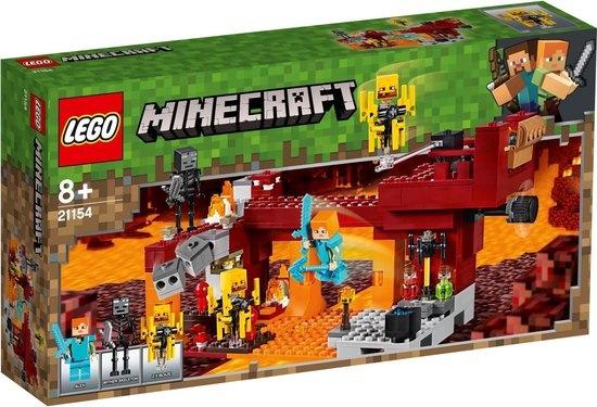 Lego minicraft de blaze brug