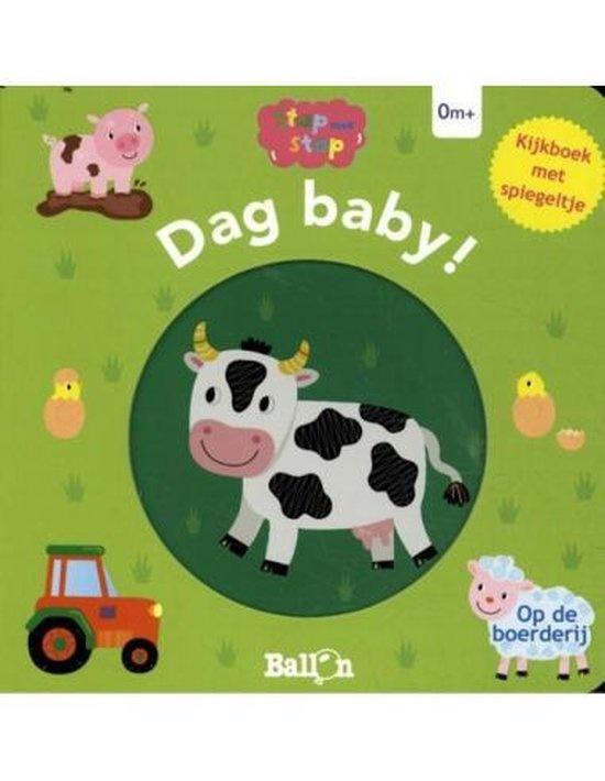 Dag baby! op de boerderij