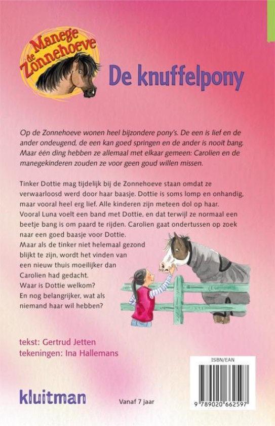 Knuffelpony