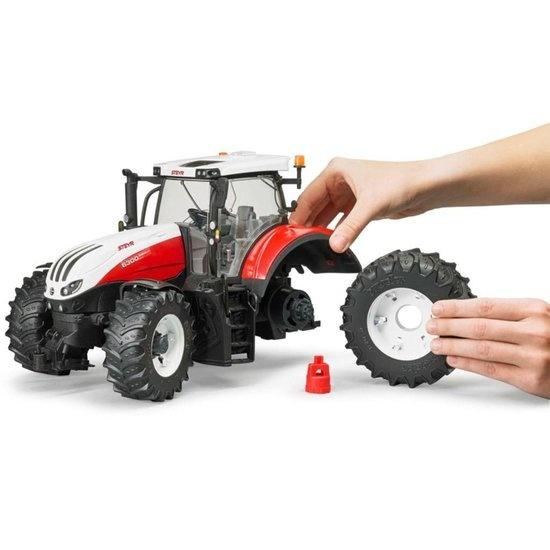Bruder steyr tractor 6300 tcvt