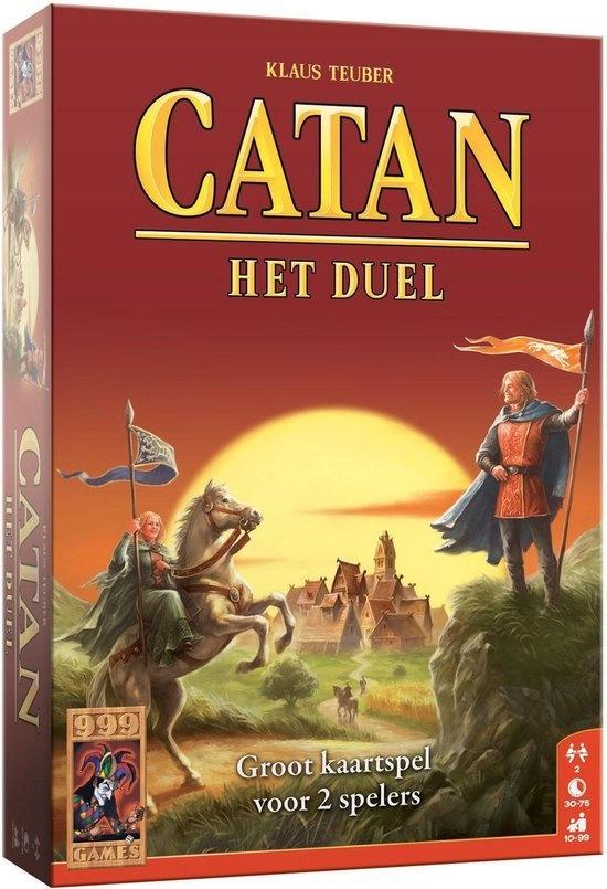 De kolonisten van catan duel