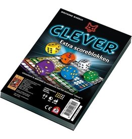 Spel clever scoreblok