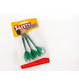 Darts safetyset groen