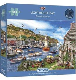 Puzzel 1000 lighthouse bay