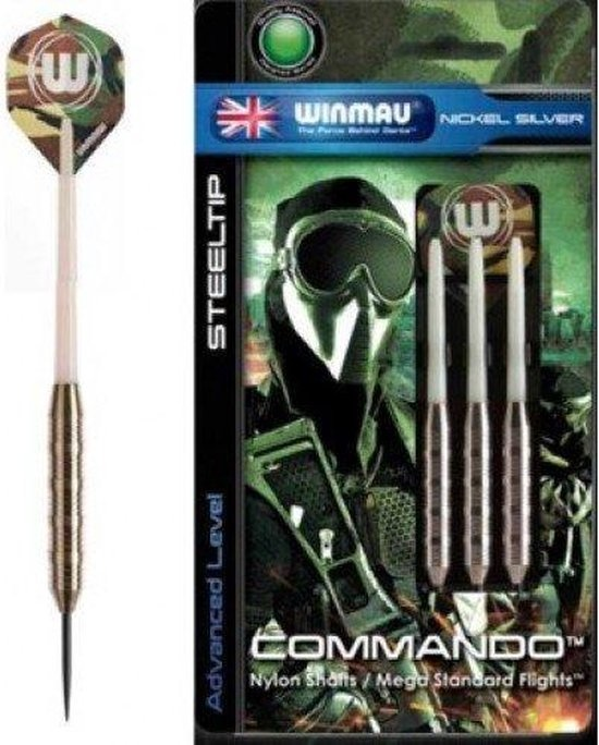 Dartpijl winmau commando 23gr