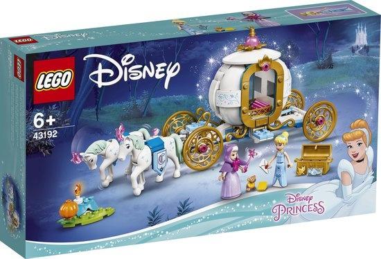 LEGO Disney Princess Assepoesters Koninklijke Koets