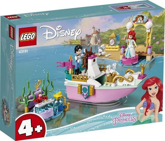Lego LEGO Disney Princess 4+ Ariels Feestboot