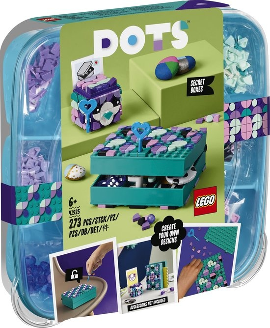Lego LEGO DOTS Geheime Dozen