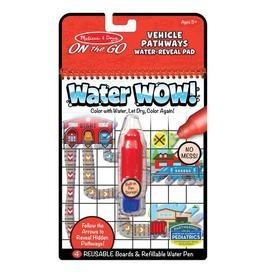 M&d water wow paden vr voertui
