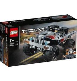 Lego Lego technic getaway truck