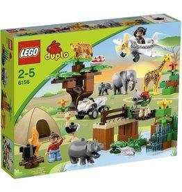 Lego Lego duplo op safari