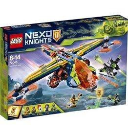 Lego Lego nexo knights aaron's x-bx