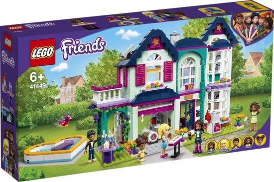 Lego LEGO Friends Andrea's Familiehuis