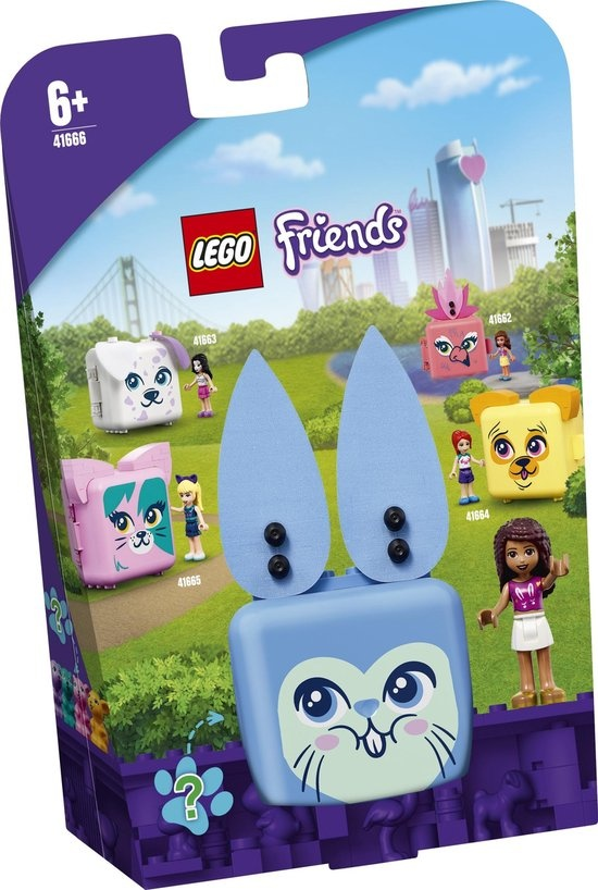 Lego LEGO Friends Andrea's Konijnenkubus