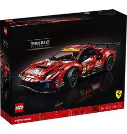 Lego Lego technic ferrari 488 gte