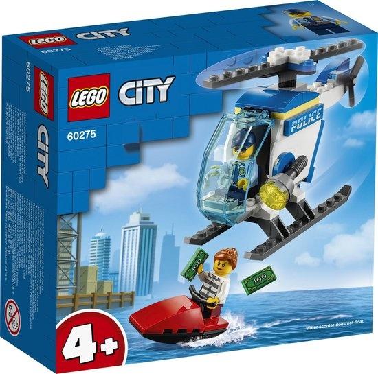 Lego LEGO City 4+ Politiehelikopter