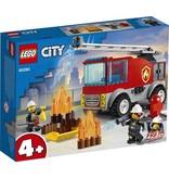 Lego Lego city brandweer ladderwagn