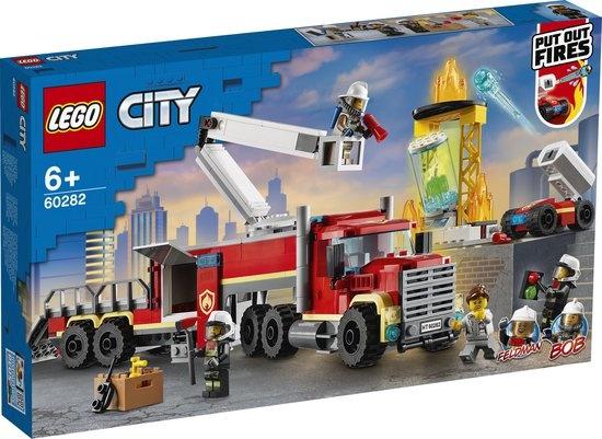 Lego LEGO City Grote Ladderwagen