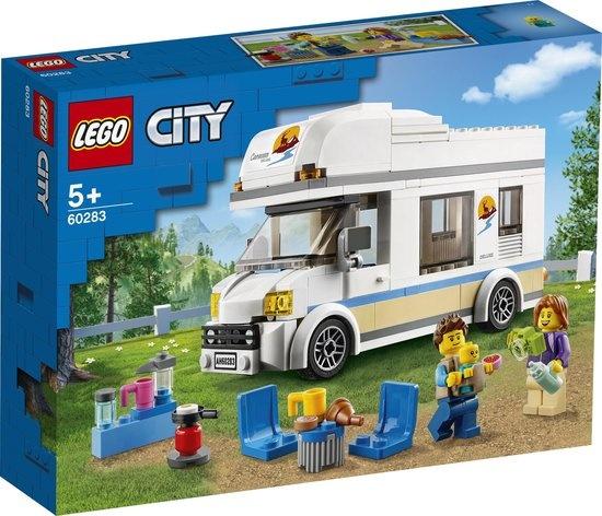 Lego Lego city vakantie camper