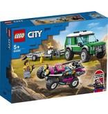 Lego Lego city race buggy transport