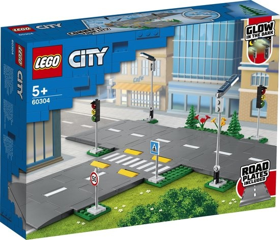 Lego Lego city wegplaten