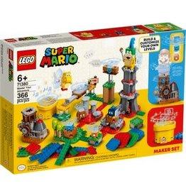 Lego Lego super mario Makersset: Beheers je avonturen