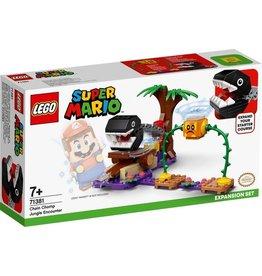 Lego LEGO Super Mario Uitbreidingsset: Chain Chomp Junglegevecht