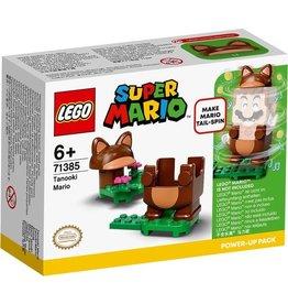 Lego Lego super mario tanuki-mario