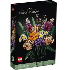 Lego Lego creator exp bloemenboeket
