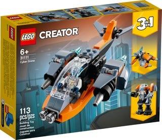 Lego Lego creator cyber drone