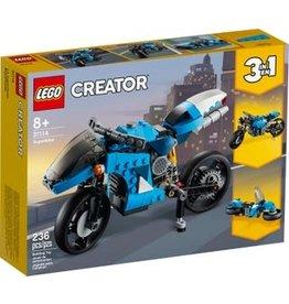 Lego Lego creator snelle motor