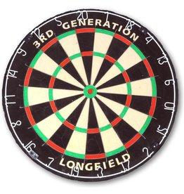 Longfield Dartbord 3rd generation longf